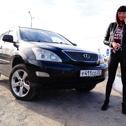 Прокат автомобиля Лексус RX 350