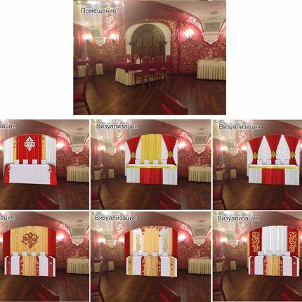 Визуализация свадебных локаций