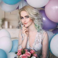 Макияж и прическа - Julia Bochalova