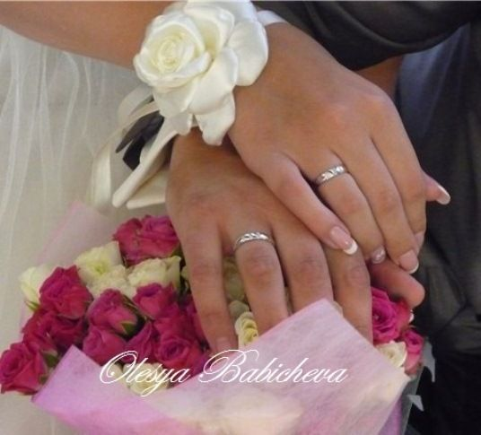 Бутоньерка для невесты своими руками
