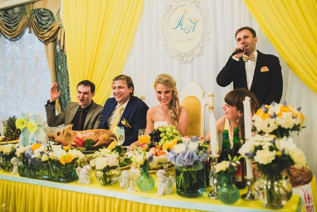 Фото 10363764 в коллекции Миша по имени Маша на свадьбе семьи Мороз - Ведущий Сергей Коньков