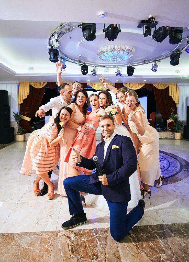 Фото 10364506 в коллекции отель Шереметев, 18 июля 2015 Ксения и Александр - Ведущий Сергей Коньков