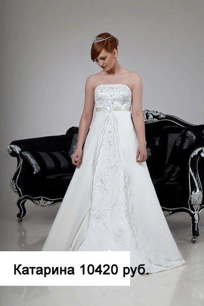 Фото 11383756 в коллекции Свадебные платья. В НАЛИЧИИ!!! - Свадебный интернет-салон Татьяны Майор