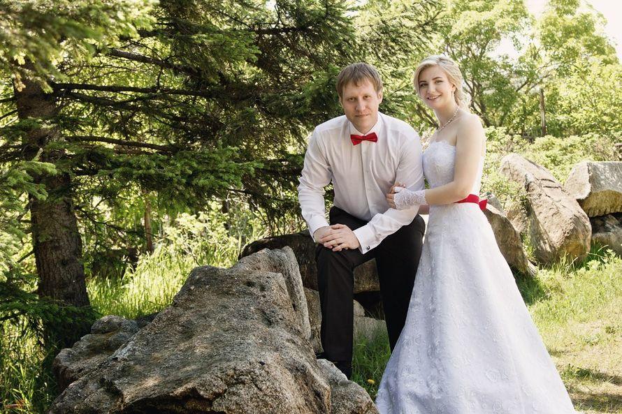 """На Марине свадебное платье """"Валенсия"""" - фото 11383786 Свадебный интернет-салон Татьяны Майор"""