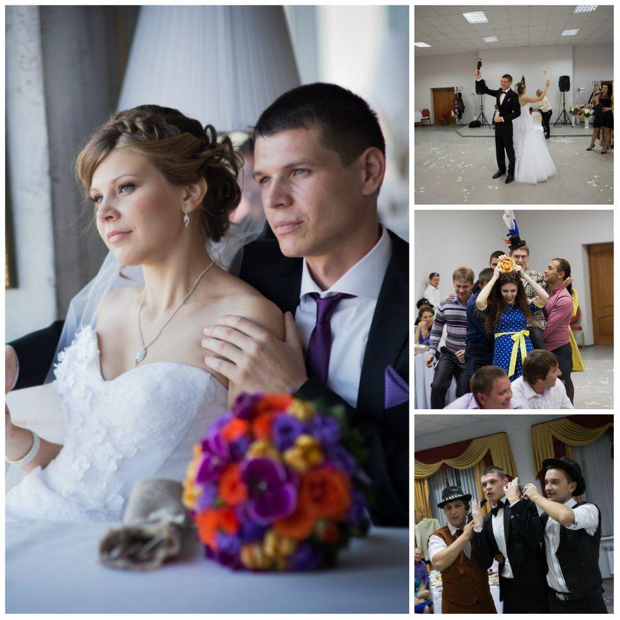 Максим и Анастасия - фото 10400152 Ведущая  Татьяна Идт