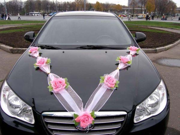 Украшения на свадьбу своими руками на машины