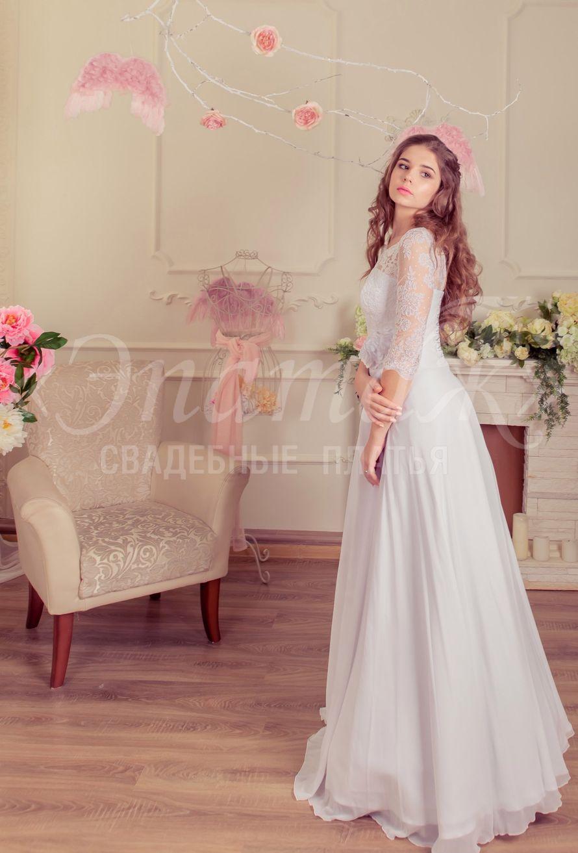 Свадебное платье Бернадетта
