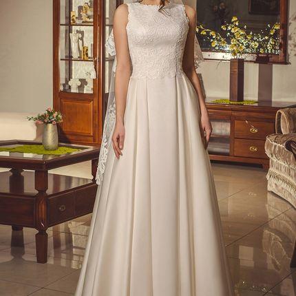 Свадебное платье., мод. 1486