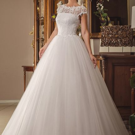 Свадебное платье, мод. 1488