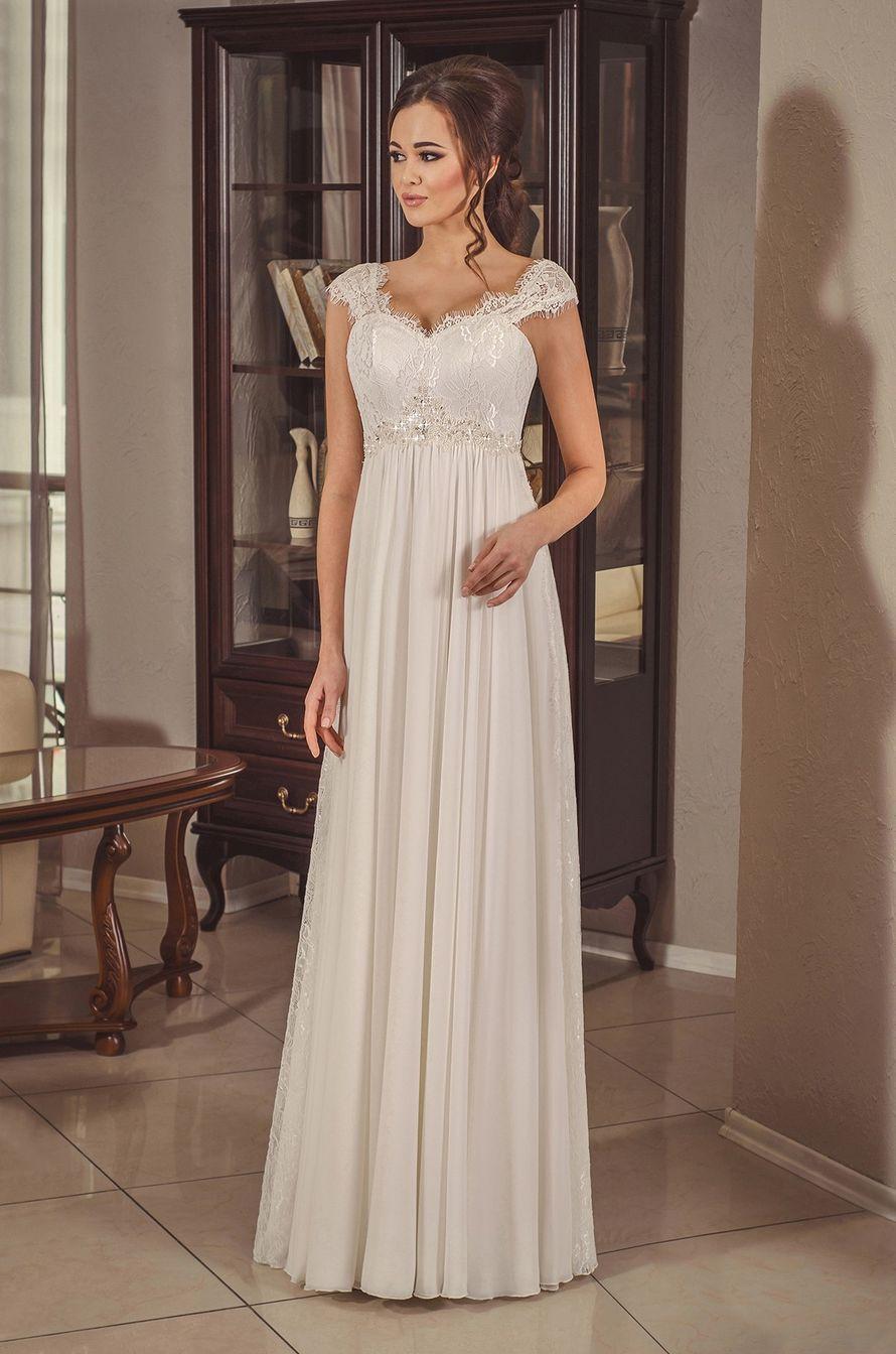 Свадебное платье, мод. 1492