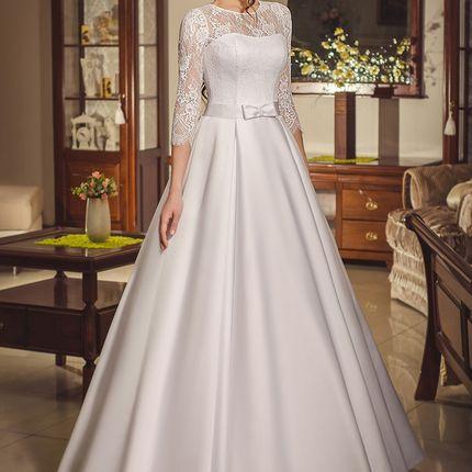 Свадебное платье, мод. 1495