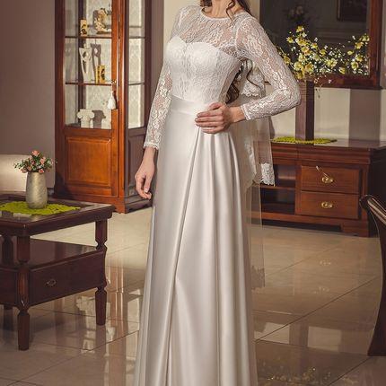 Свадебное платье, мод. 1504
