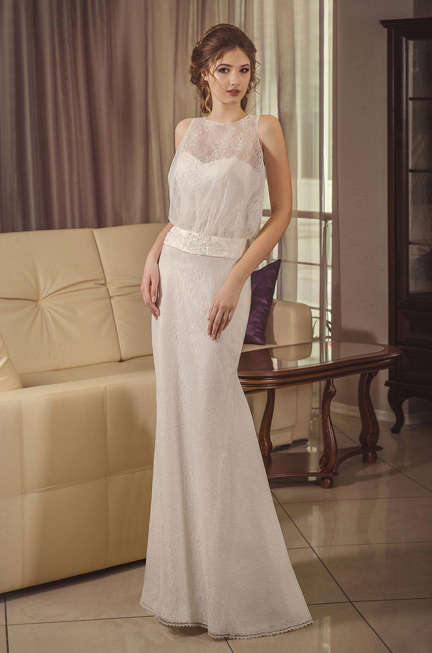Свадебное платье, мод. 1511