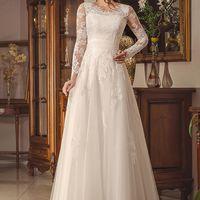 Свадебное платье, мод. 1516