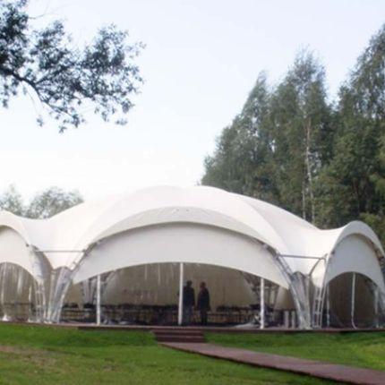 Аренда шатра возле озера, цена за 1 сутки
