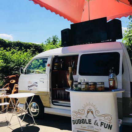 Prosecco фургон в аренду / Bubble & Fun