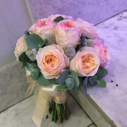 """Букет невесты """"Анджи романтика"""""""