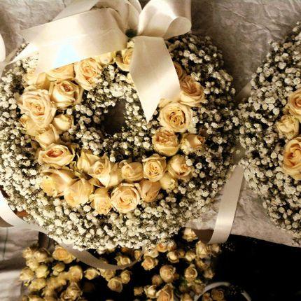 Флористика, декор, полное свадебное сопровождение