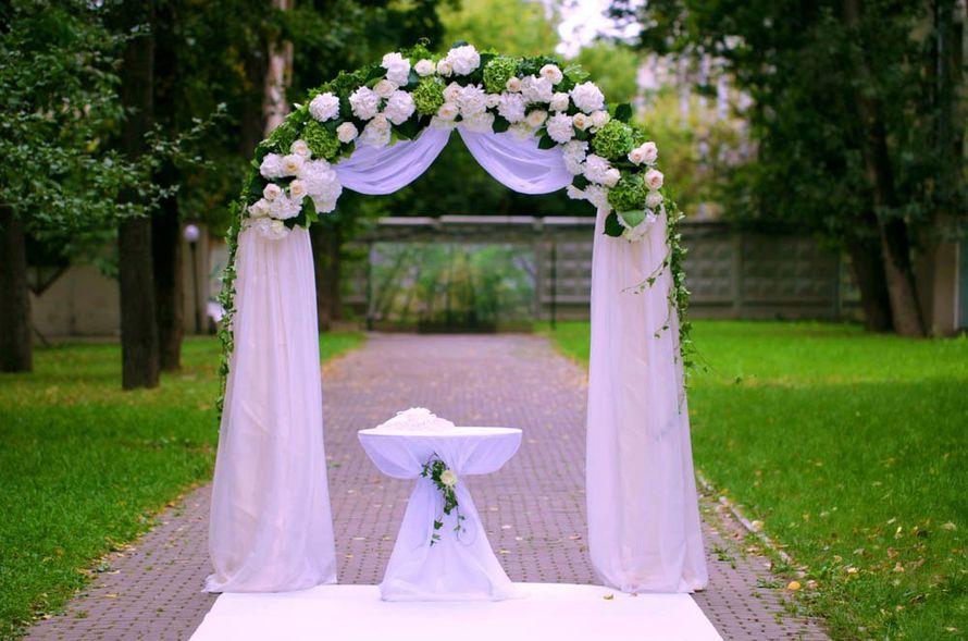 Фото 10487314 в коллекции Оформление арки - Мастерская флористики Wedding planner