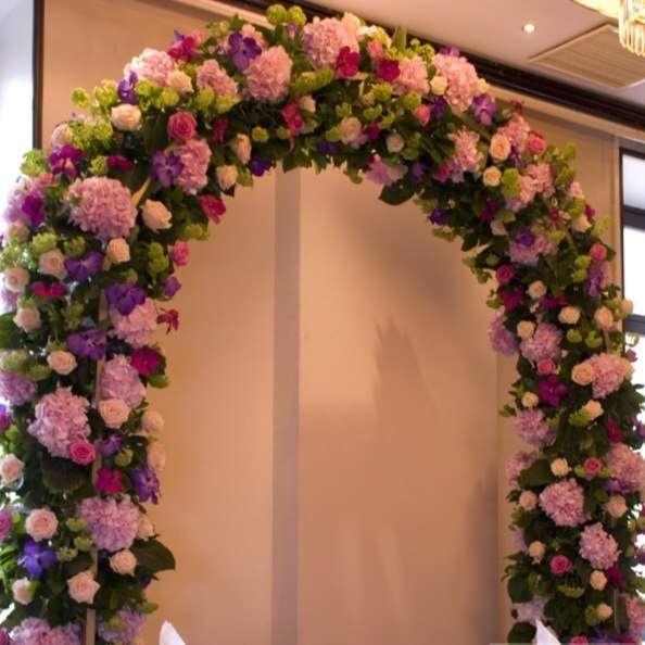 Фото 10487316 в коллекции Оформление арки - Мастерская флористики Wedding planner