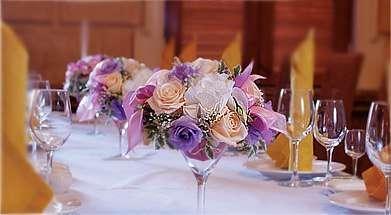Фото 10487318 в коллекции Оформление стола гостей - Мастерская флористики Wedding planner
