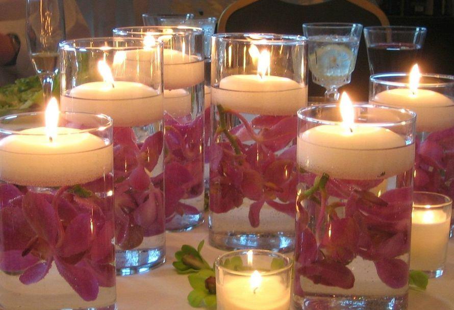 Фото 10487336 в коллекции Оформление стола гостей - Мастерская флористики Wedding planner