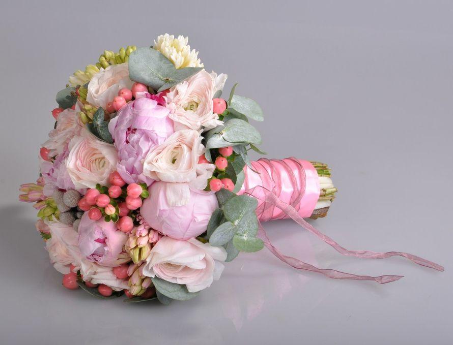 Фото 10487374 в коллекции Букет невесты - Мастерская флористики Wedding planner