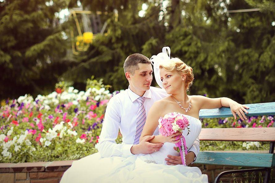 """Фото 1152757 в коллекции букет невесты - Студия флористики и дизайна """"Kiss"""""""