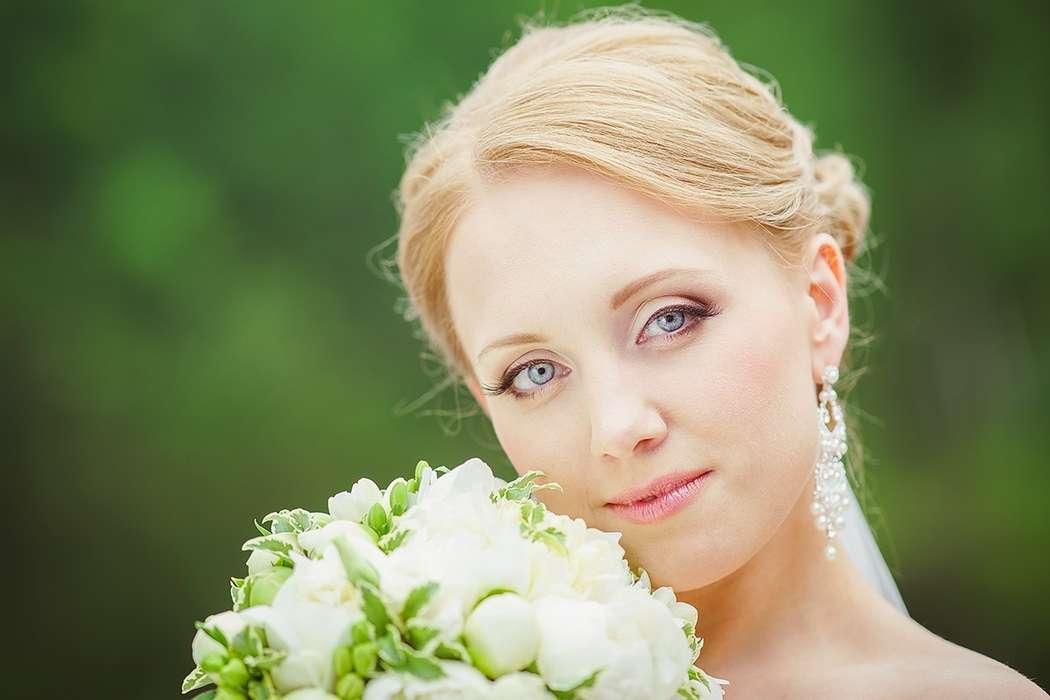 Фото 5795676 в коллекции Свадебный макияж - Визажист Наталья Виноградова