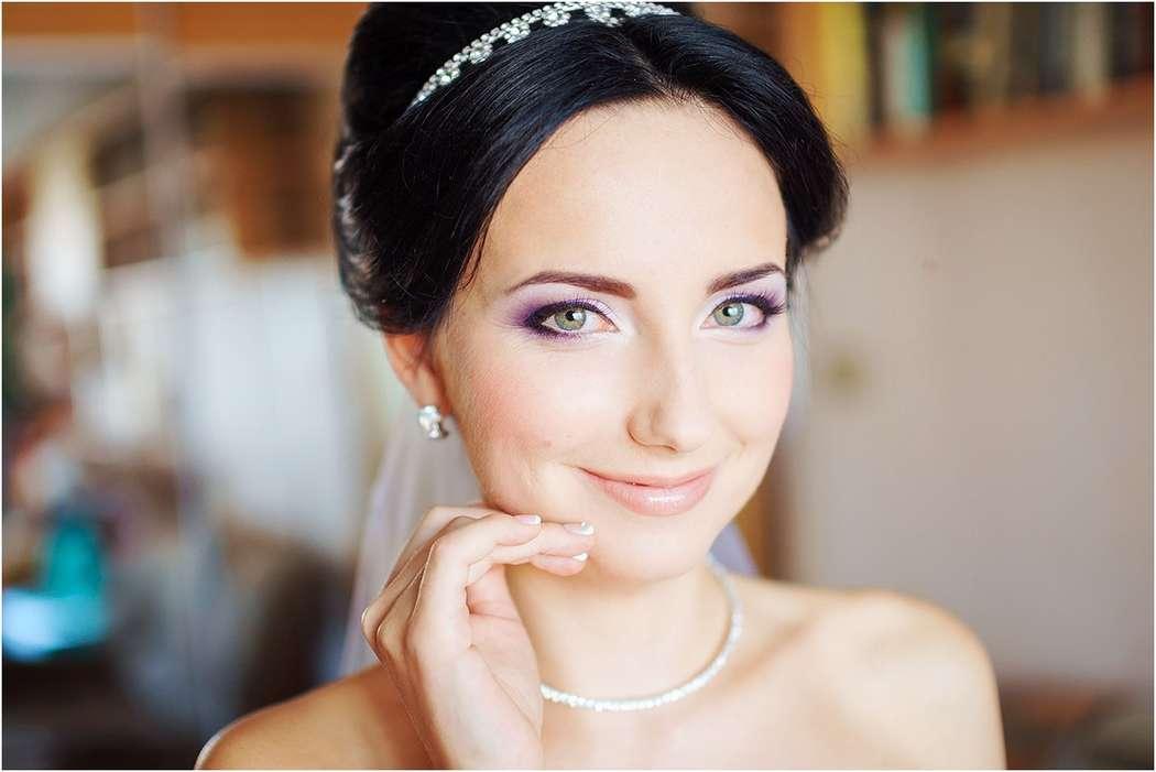 Фото 5795702 в коллекции Свадебный макияж - Визажист Наталья Виноградова