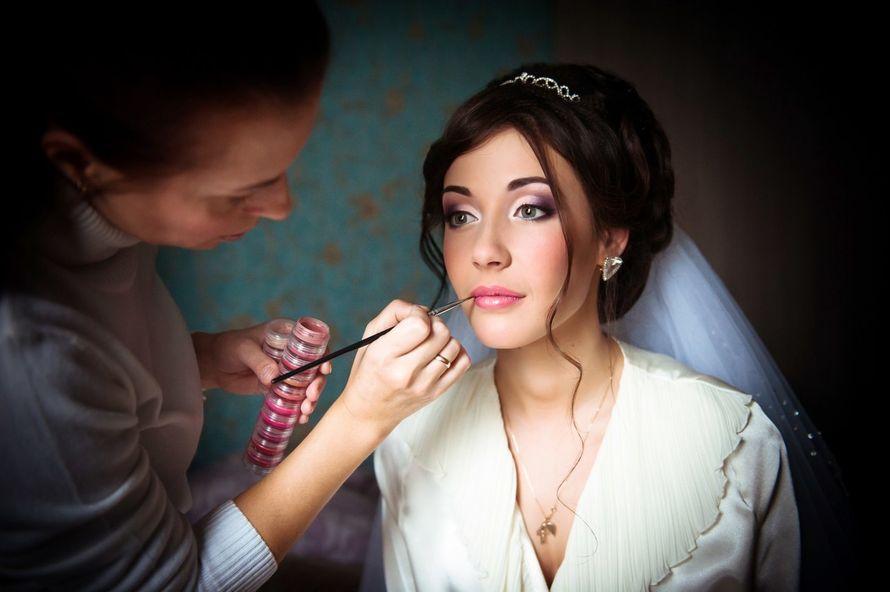 Фото 5795762 в коллекции Свадебный макияж - Визажист Наталья Виноградова