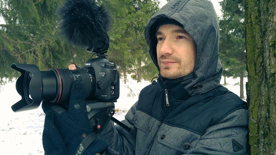 Фото 9247834 в коллекции Портфолио - Видеооператор Герасимов Иван