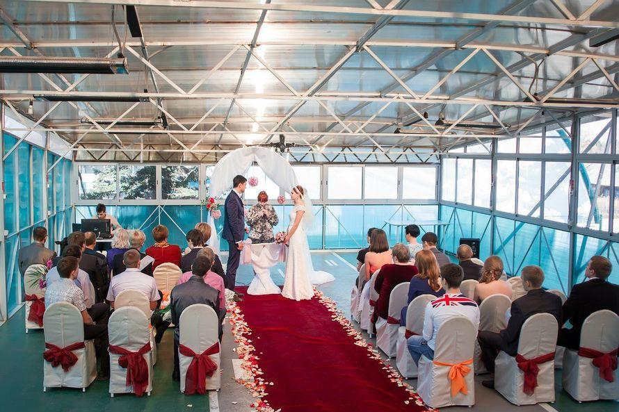 Фото 10494934 в коллекции Свадьба на высоте полета! - Развлекательный центр Пилот