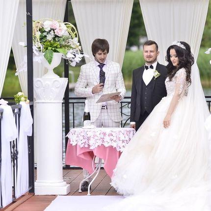 Проведение свадьбы, 4-6 часов