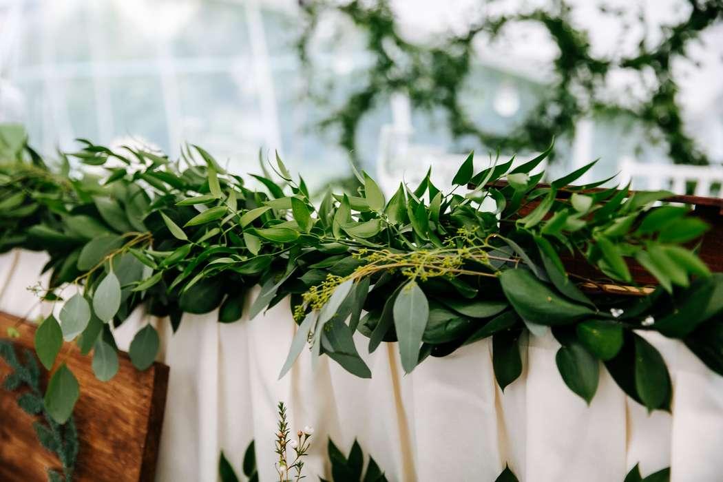 """Фото 16389362 в коллекции """"Greenery"""" свадьба - Verba - организация и оформление мероприятий"""
