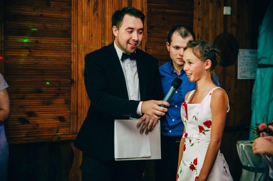 Фото 10534752 в коллекции 29 августа Гали и Артёма. г. Уварово - Ведущий Денис Акельев