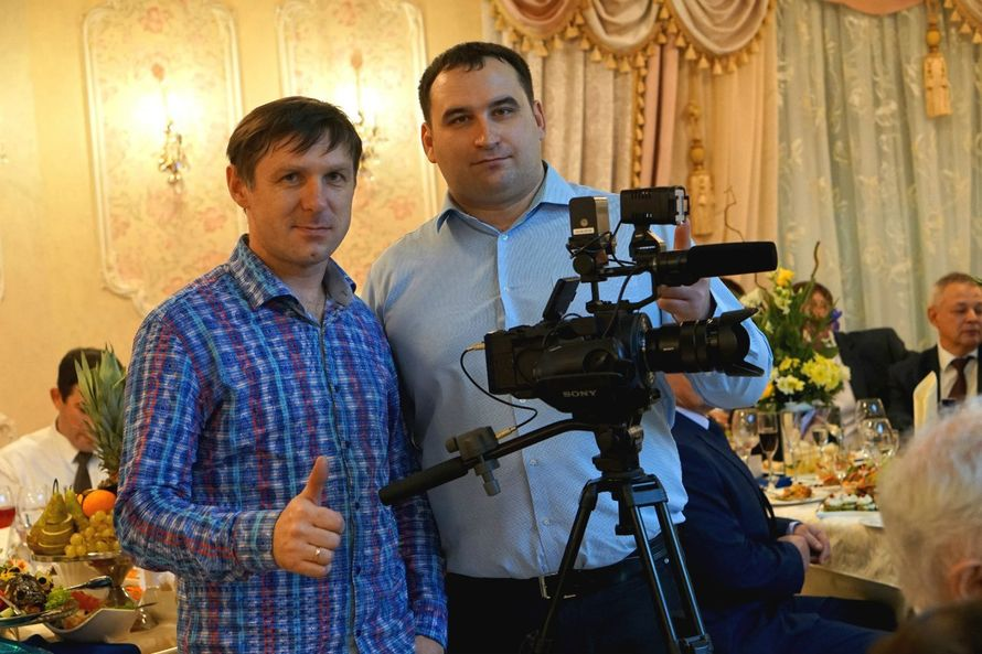 Фото 10568886 в коллекции на съемках - Видеограф Сергей Пронин