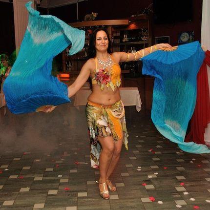 Восточные танцы Фарины