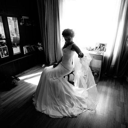 """Фотосъёмка """"Утро невесты"""""""