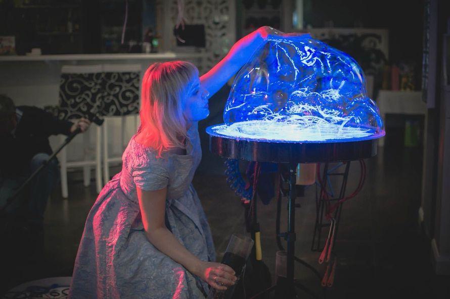 """Фото 17144224 в коллекции Свадебное шоу пузырей - Шоу мыльных пузырей """"Магия"""""""