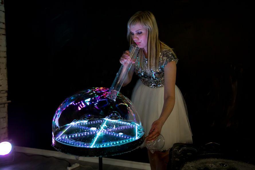 """Фото 17144242 в коллекции Свадебное шоу пузырей - Шоу мыльных пузырей """"Магия"""""""