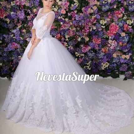"""Свадебное платье """"Царская особа"""""""
