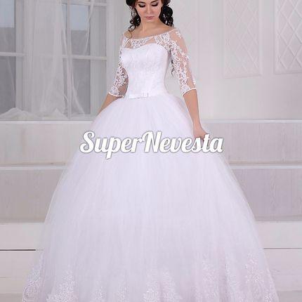 """Свадебное платье """"Астерия"""""""