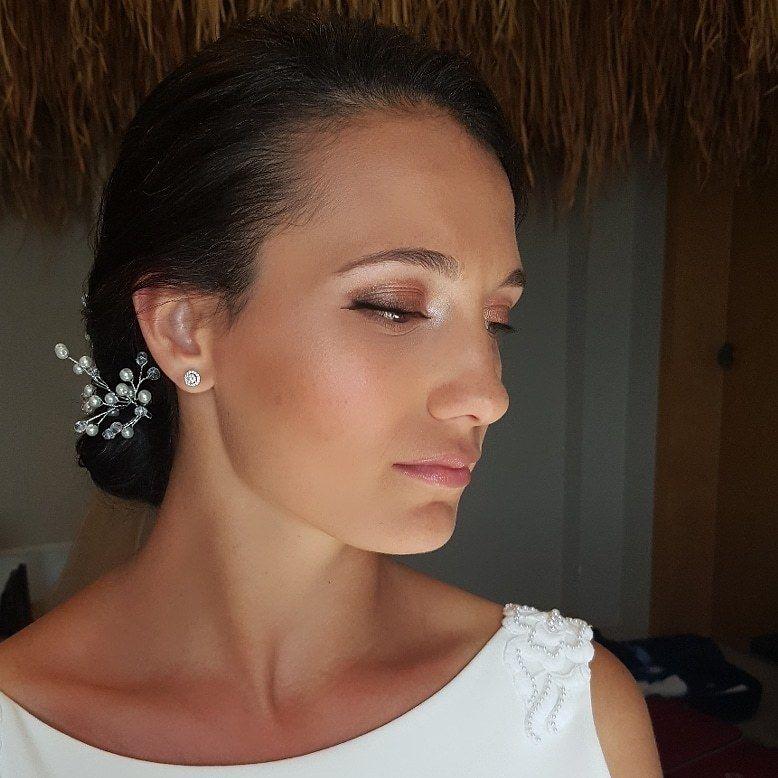 Фото 19865865 в коллекции Портфолио - Molokanova Elena - make up and hairstylist