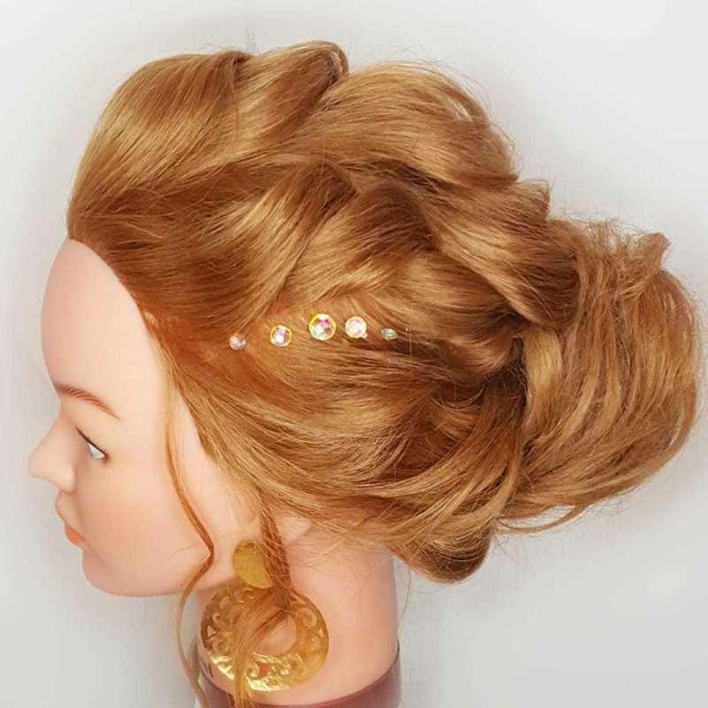 Фото 19865957 в коллекции Портфолио - Molokanova Elena - make up and hairstylist