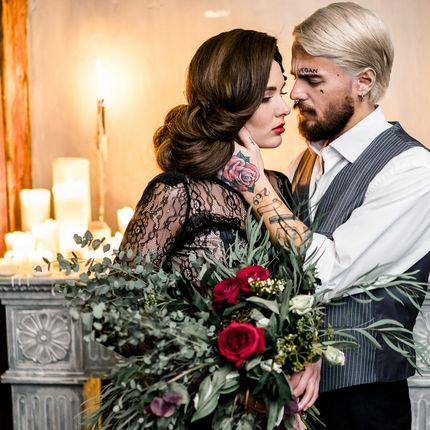 Образ на свадьбу + репетиция