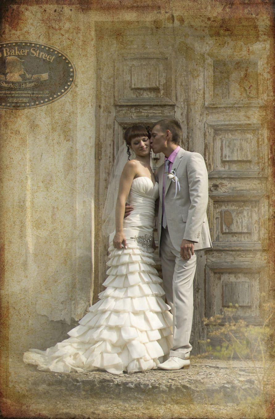 пример обработки - фото 533627 Illusion Wedding cinema studio