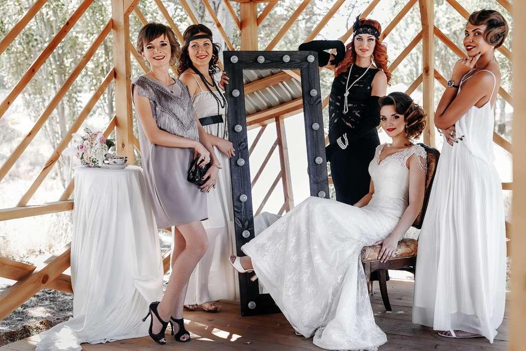 Фото 10707816 в коллекции Роскошная свадьба в стиле Гэтсби - Фотограф Татьяна Иланова
