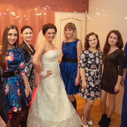 Фотосьёмка Свадебный день