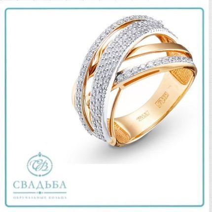Обручальное кольцо 585 пробы